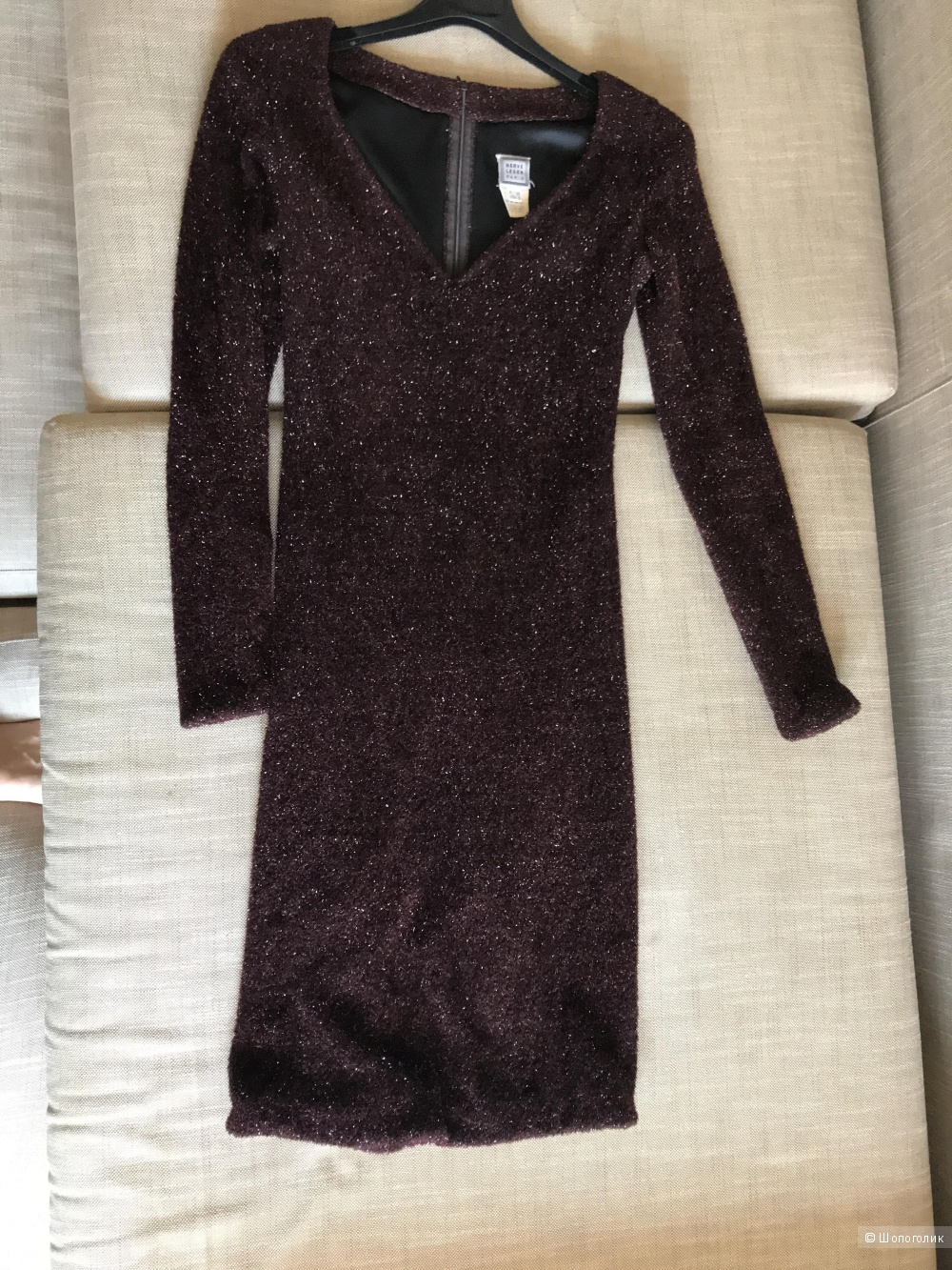 Платье Herve Leger Paris 38f