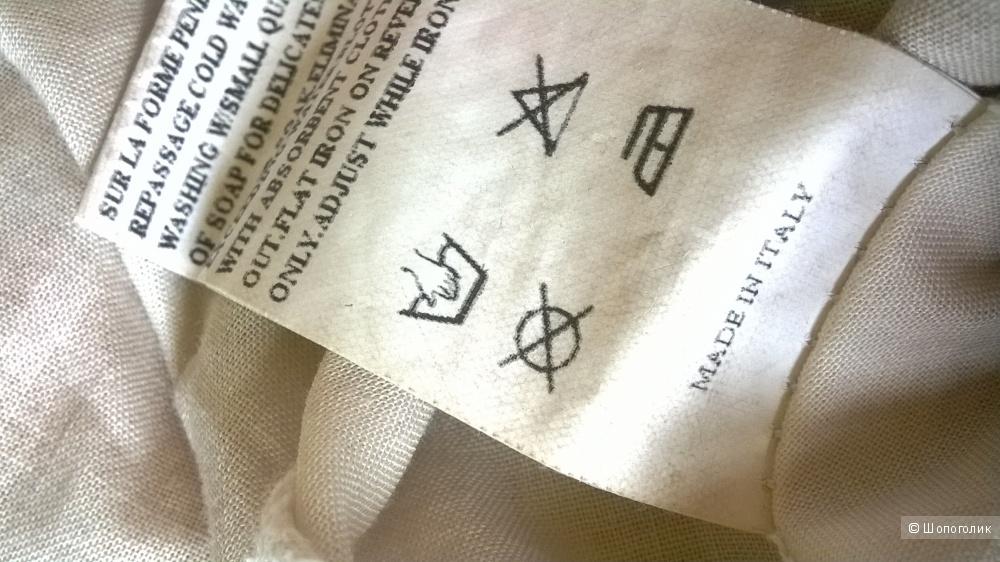"""Рубашка блуза жакет """"DP-Jeans""""  р.38 ( на 44-46)"""