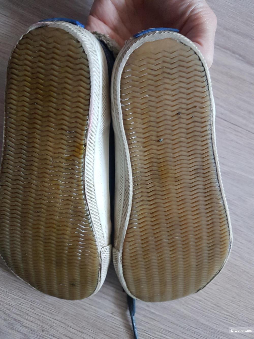 Замшевые кеды Keds 25 размер