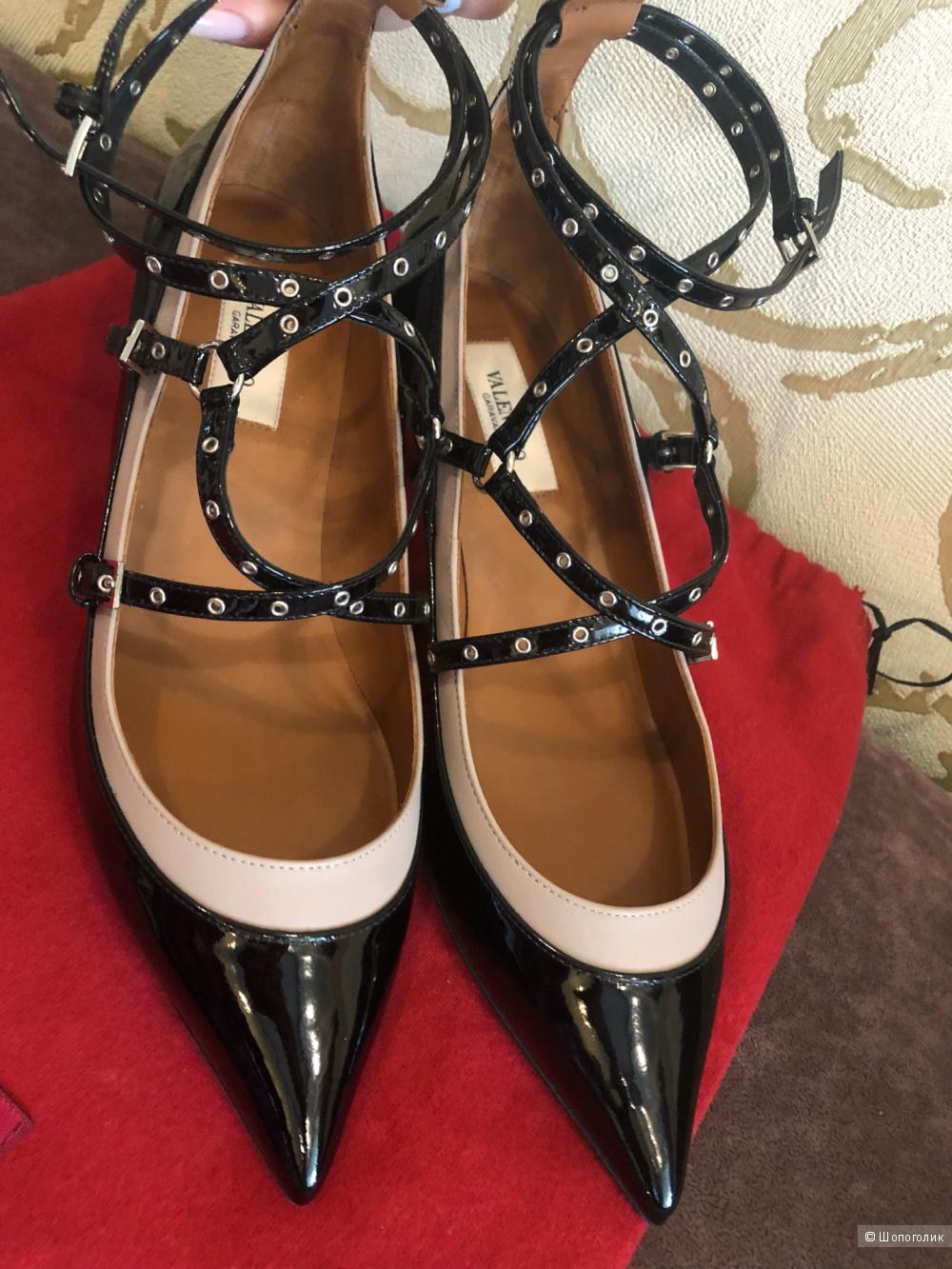 Туфли Valentino Caravani 38 размер