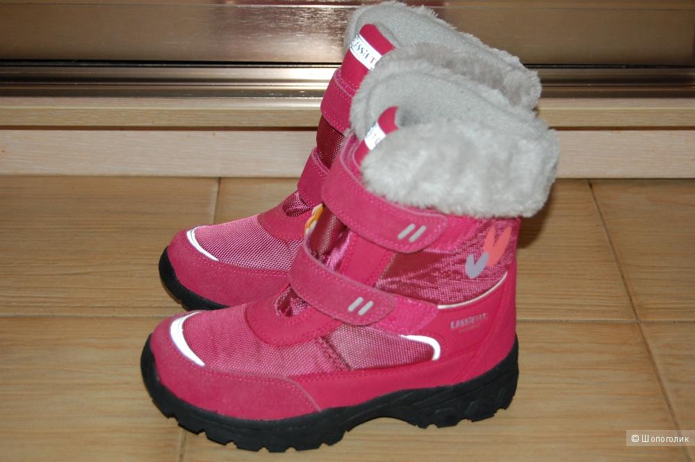 Зимние ботинки Lassie разм 33