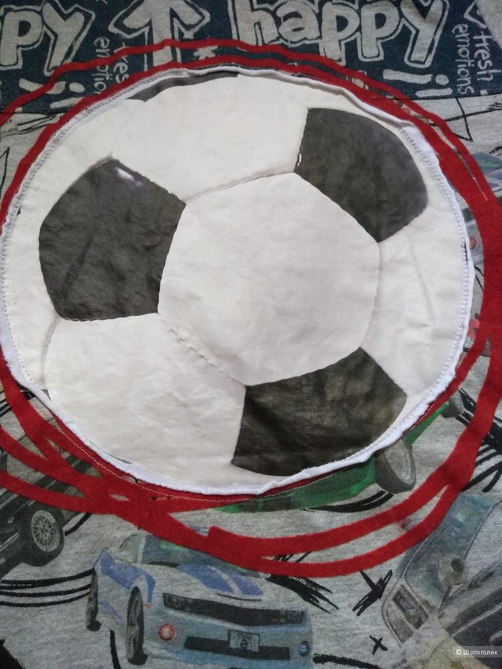 Футболка Desigual, 13-14 лет (рост примерно 164-170 см)