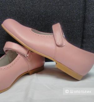 Туфли для девочки. 34 размер Dpam