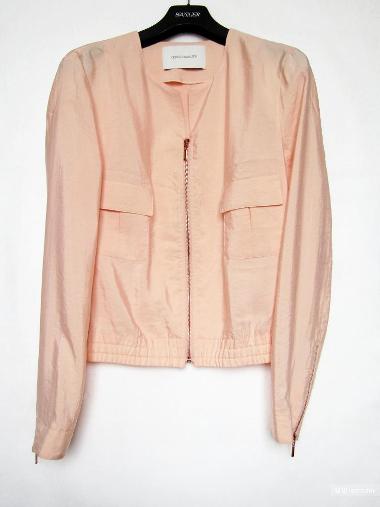Куртка - бомбер Cedric Charlier размер 46/48