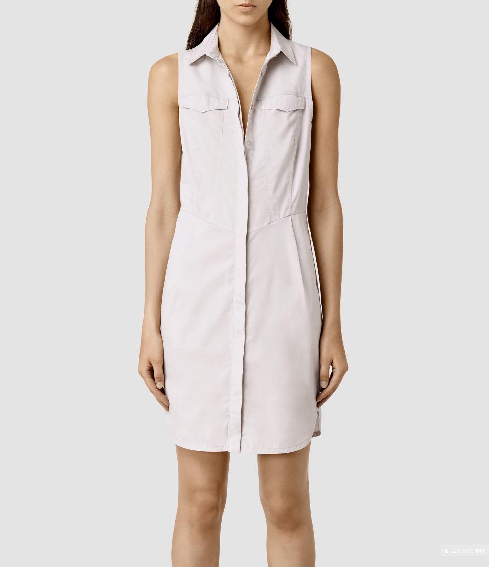 Платье-рубашка Allsaints, 40-42