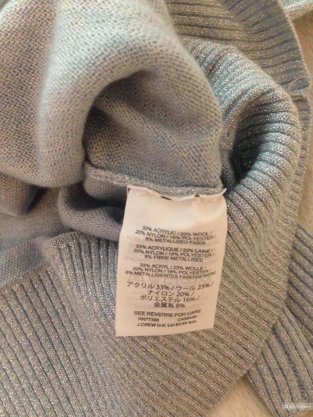 Пуловер jcrew xs-s