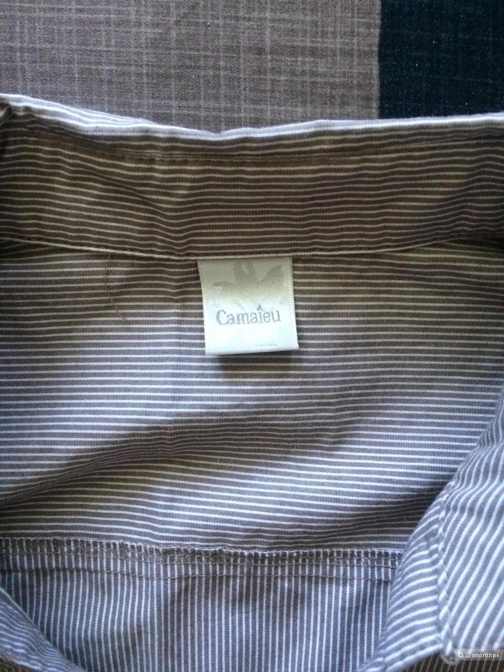 Рубашка CAMAIEU размер 44-46