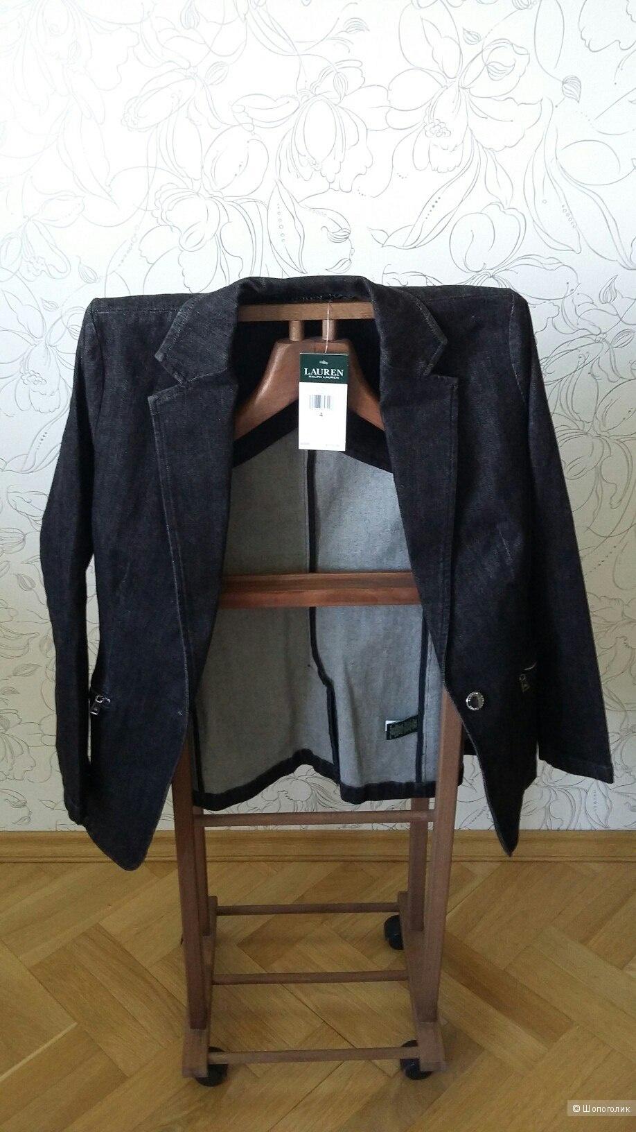 Пиджак жен.  Ralph  Lauren, 4 размер