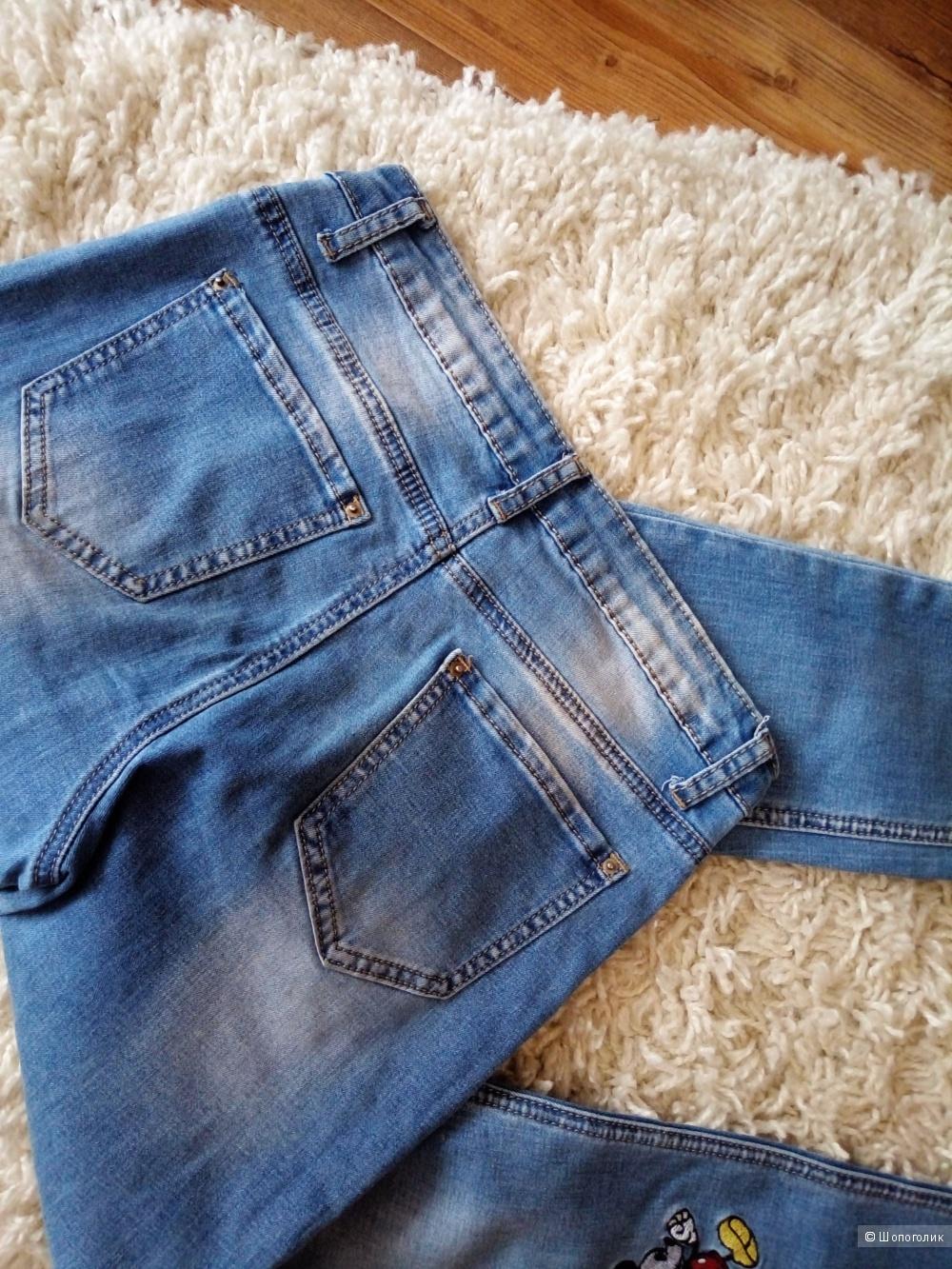 Сет джинсы и лонгслив  Breeze cpils, размер 155-163см