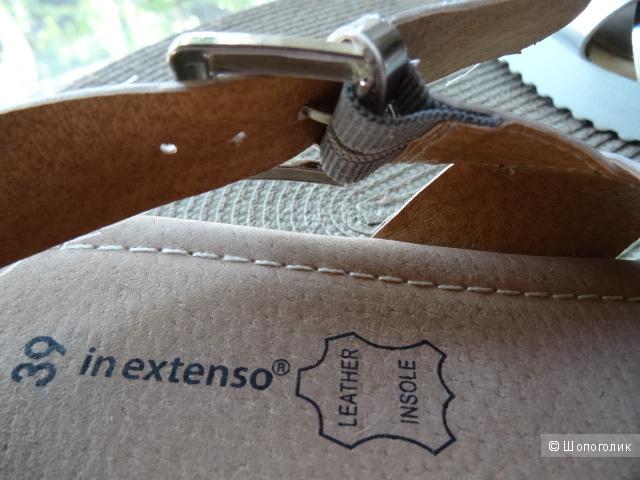 "Босоножки ""in extenso"", размер 39"