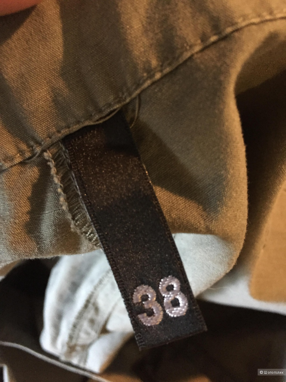 Бриджи  H&M размер 38EU наш 46-48.