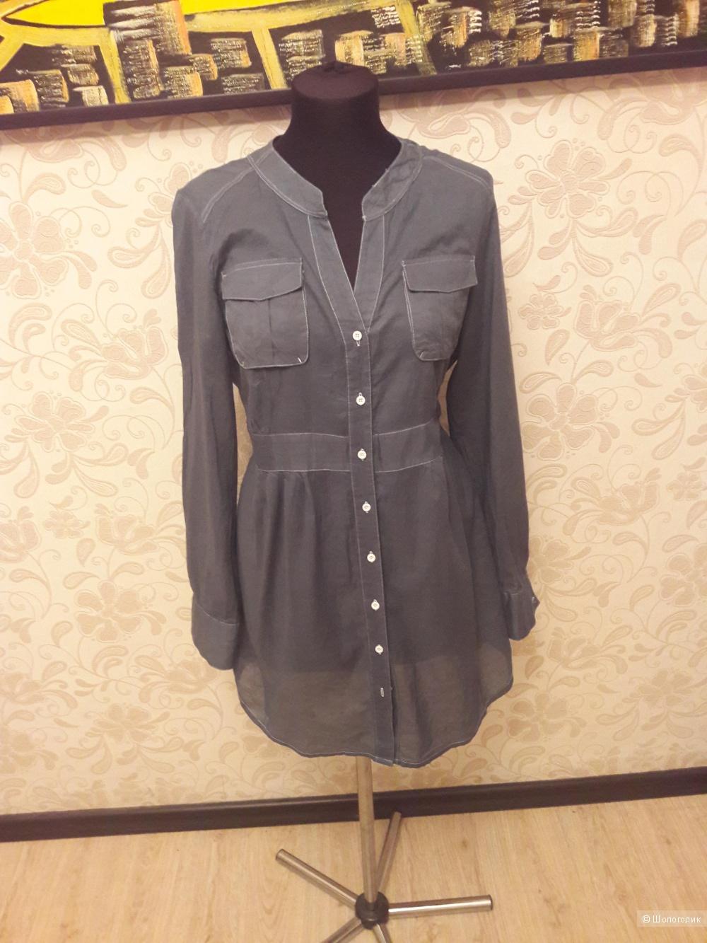 More&More: платье-рубашка, 42 евро