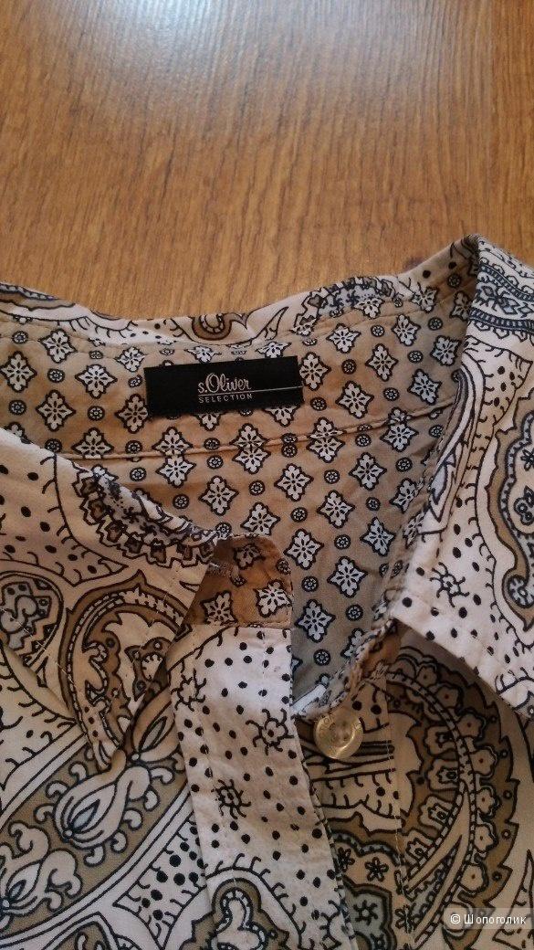 Рубашка SOliver р.48