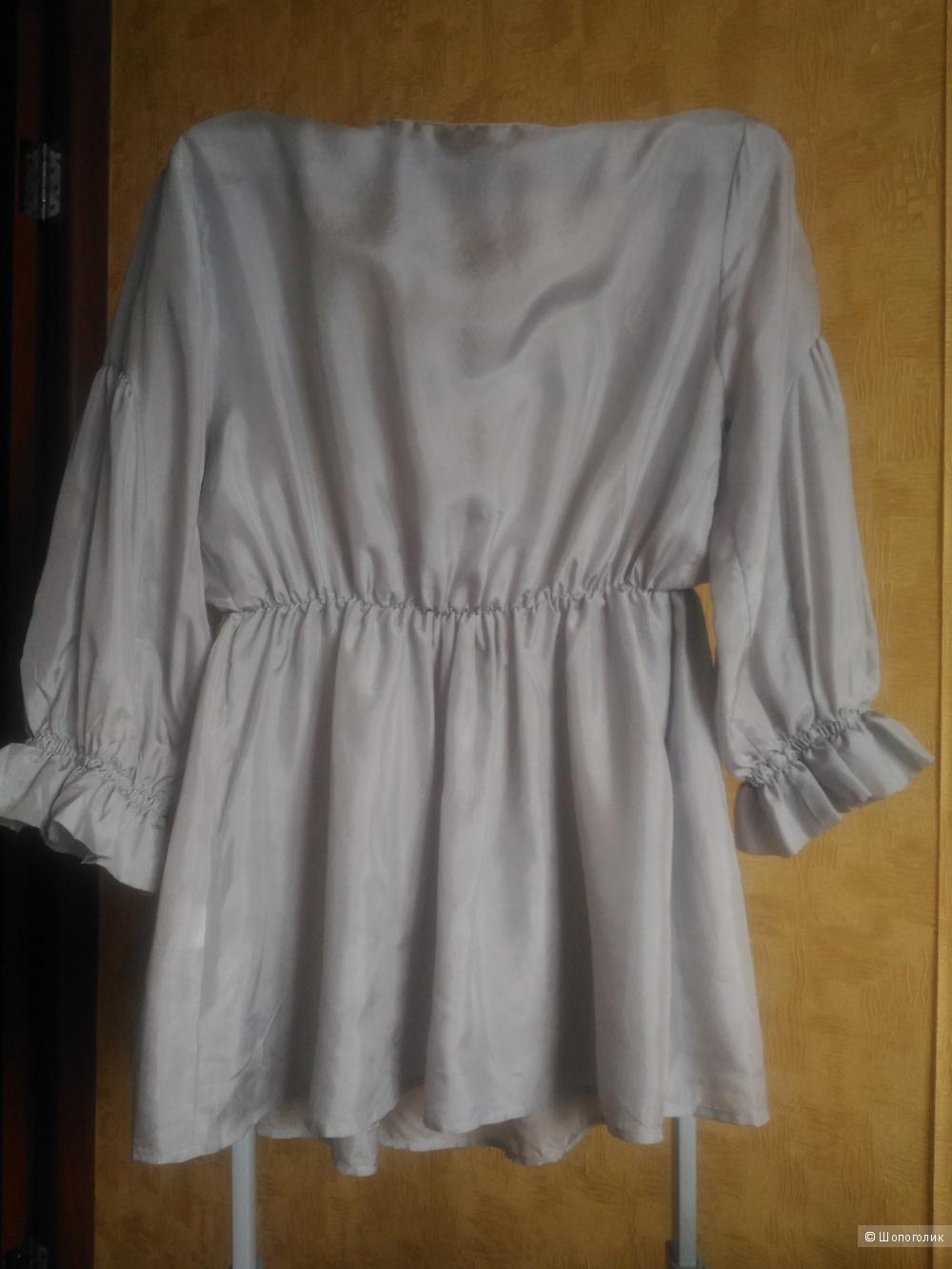Блузка ZARA  WOMEN  44