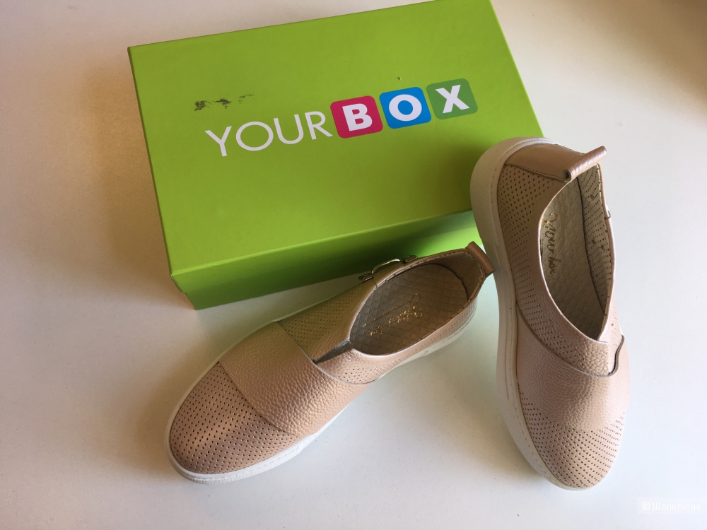 Лоферы Yourbox размер 39