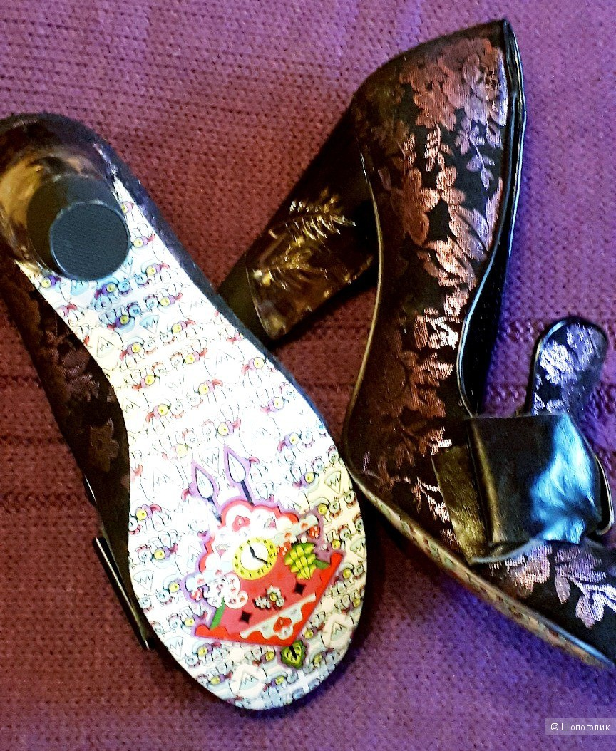 Туфли Irregular Choice, 39 размер