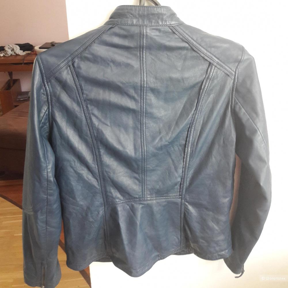 Кожаная куртка Walbusch 46-48 размера