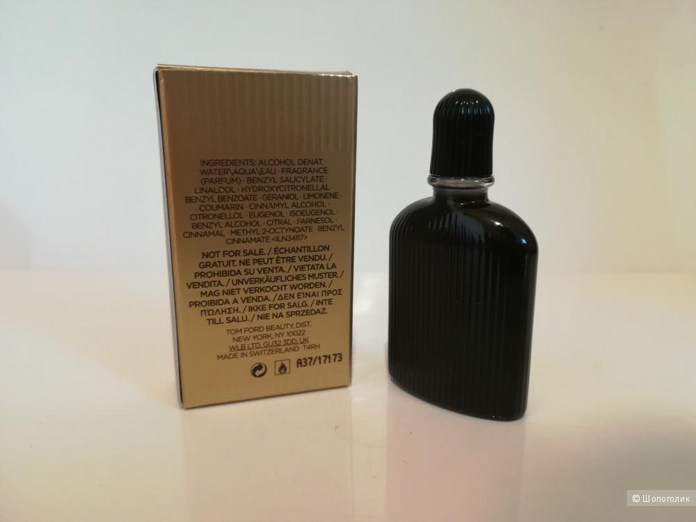 Миниатюра - Black Orchid Tom Ford 4 мл