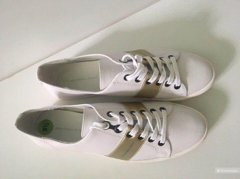 Кеды кроссовки Calvin Klein размер 39.5-40