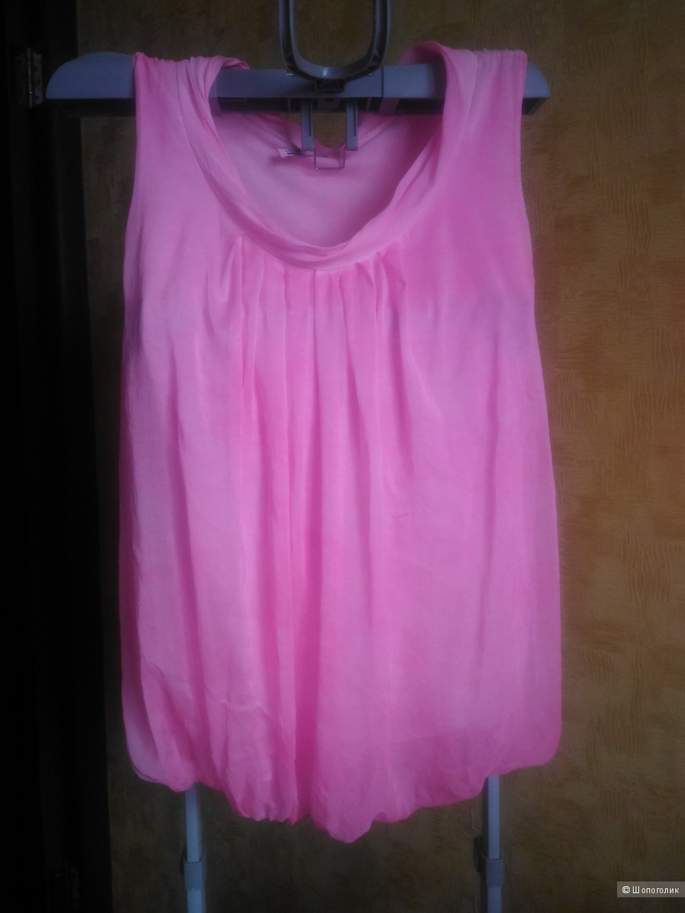 Блузка шелковая  ноунейм, 44- 46