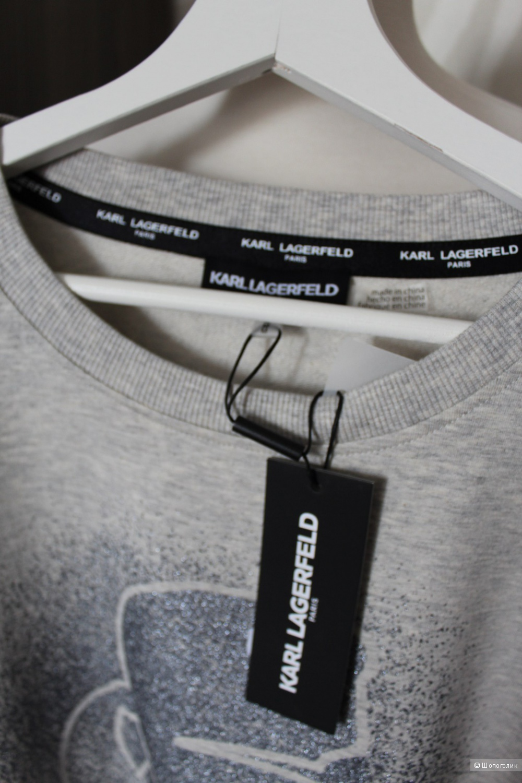 Свитшот Karl Lagerfeld Размер M