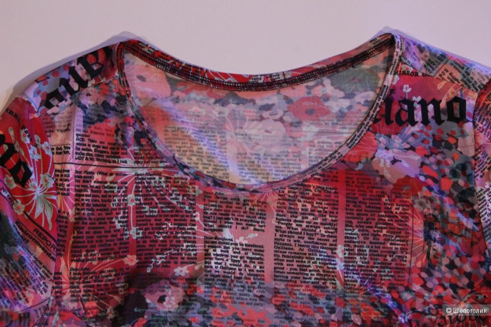 Сет из 3-х вещей: Galliano, HUE, New Look + ремень Vera Pelle (размер 42-44)