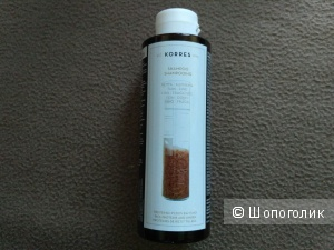 Протеиновый шампунь для волос от KORRES