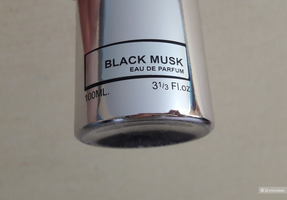 Montale - Black Musk, 100 ml