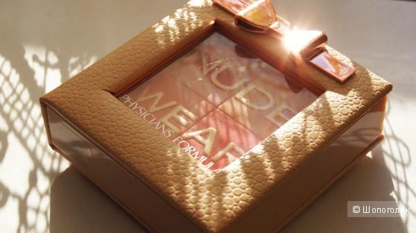 Сет: хайлайтер, карандаш для глаз и палетка в подарок