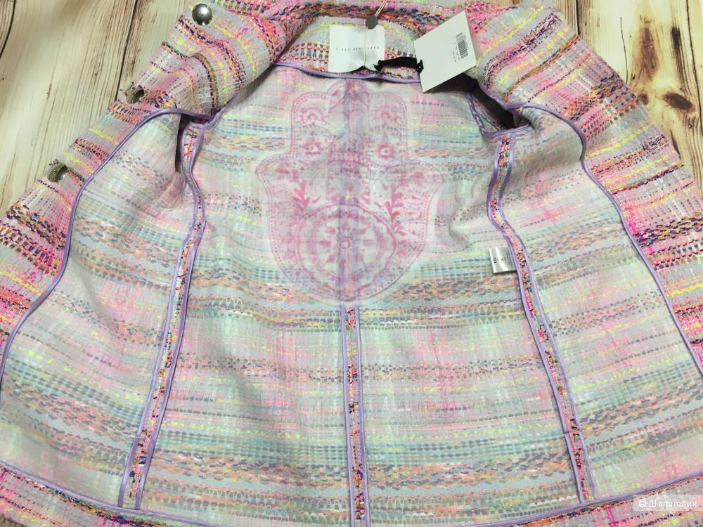 Легкое пальто GIADA BENINCASA, размер S (Международный Размер).