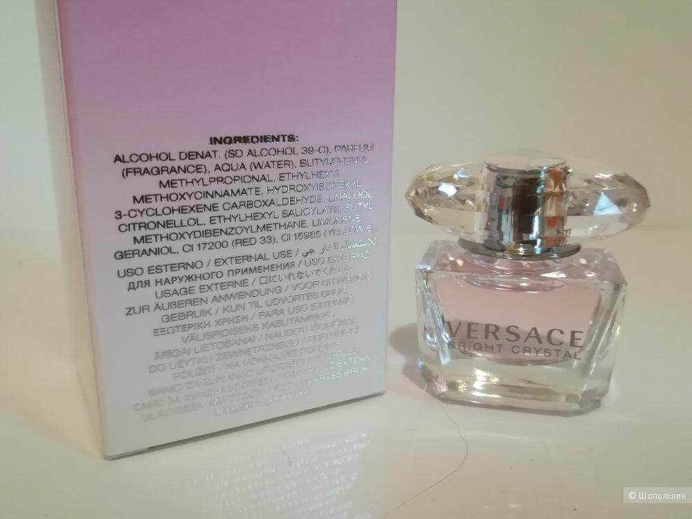 Миниатюра - Bright Crystal Versace 5 мл.
