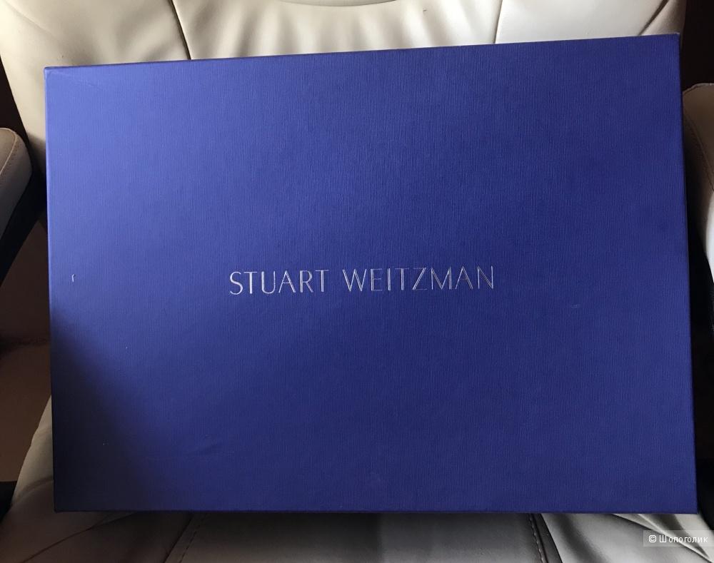 Ботфорты Stuart Weitzman, размер 38 или 7.5 us