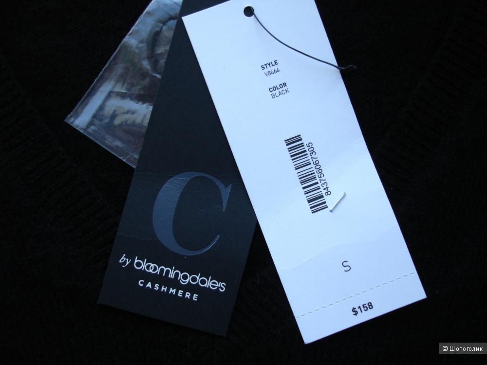 Кашемировый джемпер C by Bloomingdale's, размер S