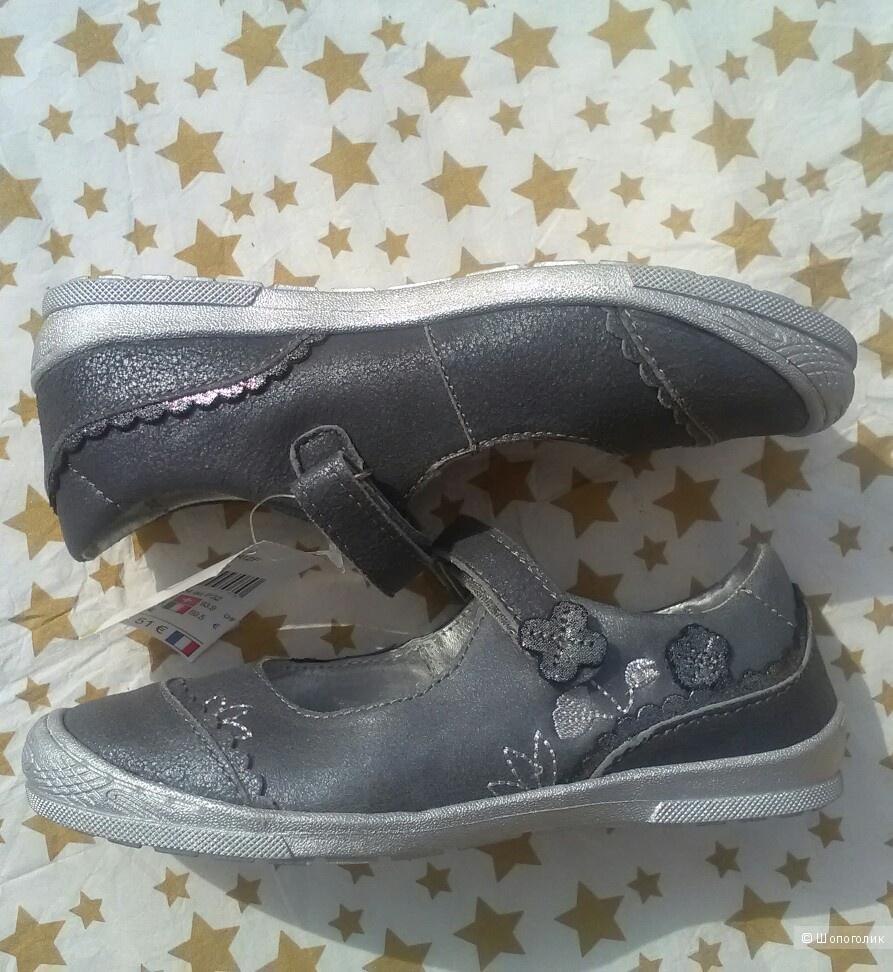 Туфли для девочки. 32 размер Dpam