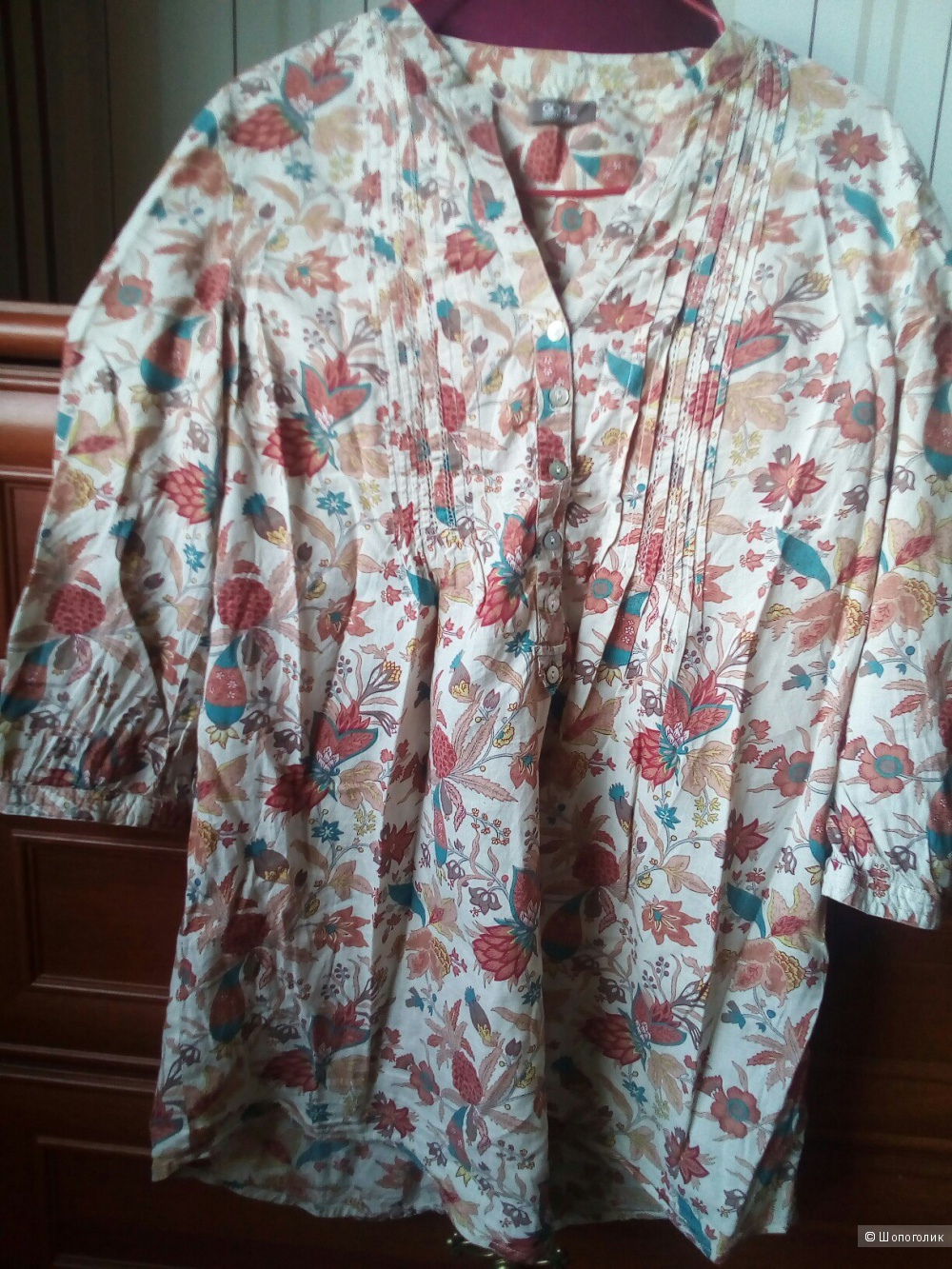 Рубашка-туника GDE 46-48 размер