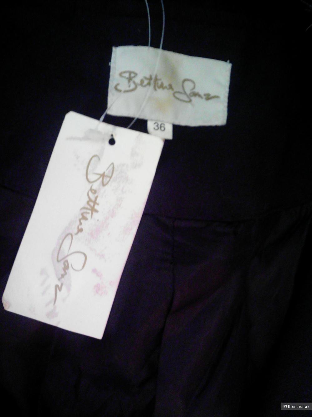 Пальто. Bettina Sanz. 36 (42-44)