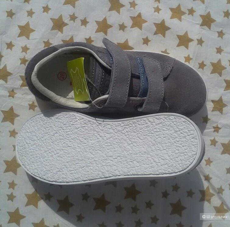 Кроссовки для мальчика 28 размер Dpam