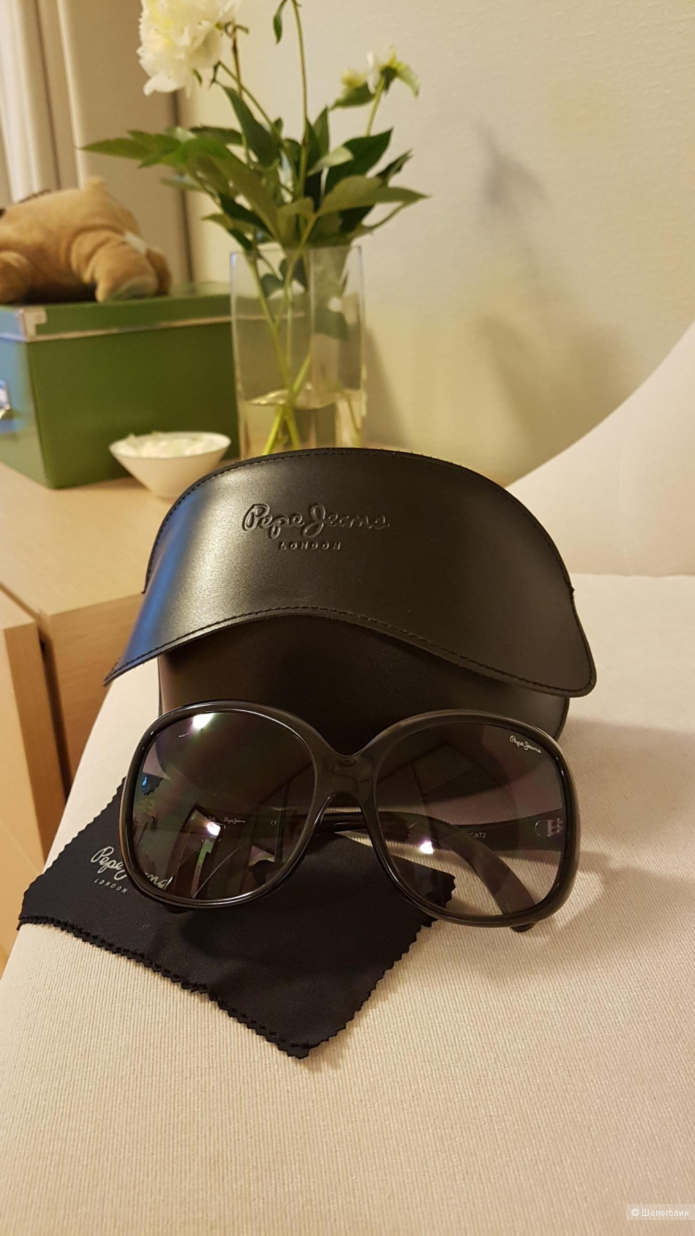 Солнцезащитные очки Pepe Jeans London