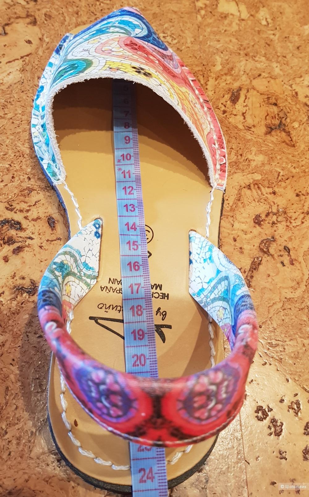 Абаркасы женские(босоножки) Avarca, размер 37