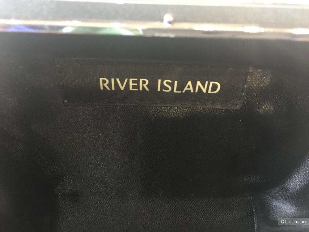 Нарядная сумочка-клатч River Island