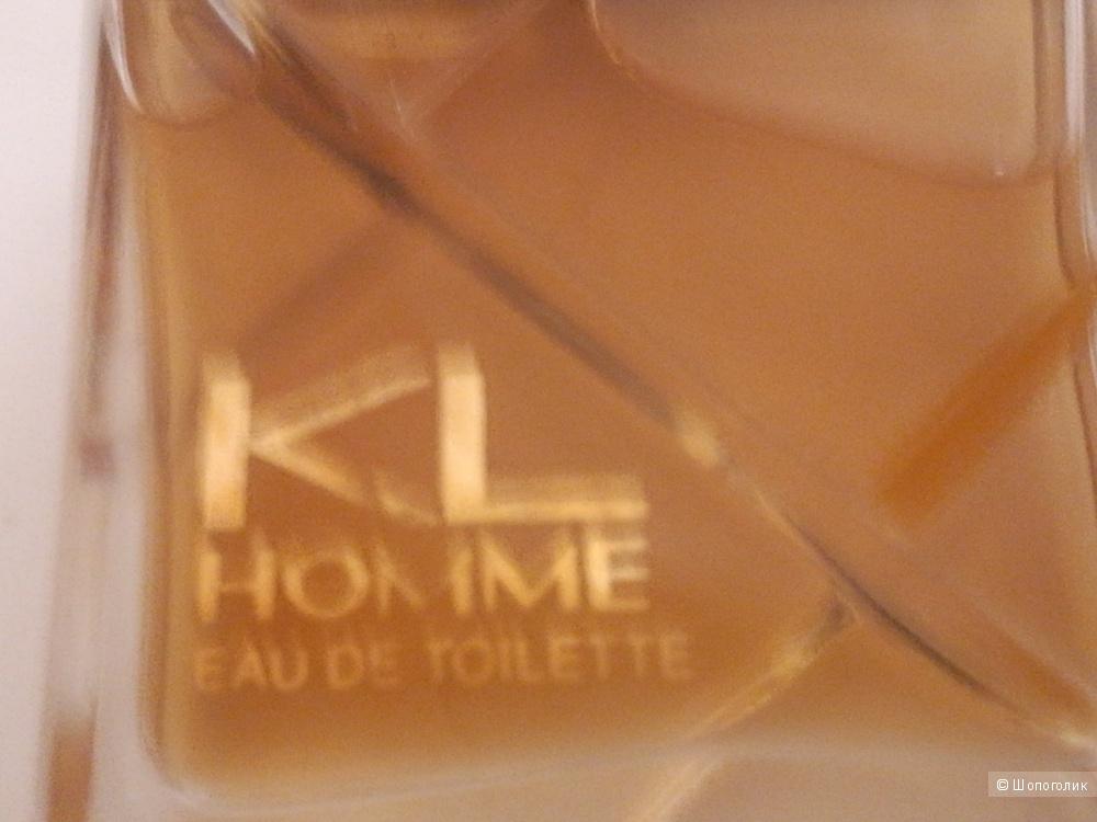 Миниатюра - KL Homme Karl Lagerfeld 10 мл.