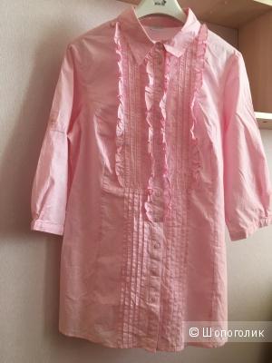Блузка рубашка Madeleine, 48-50