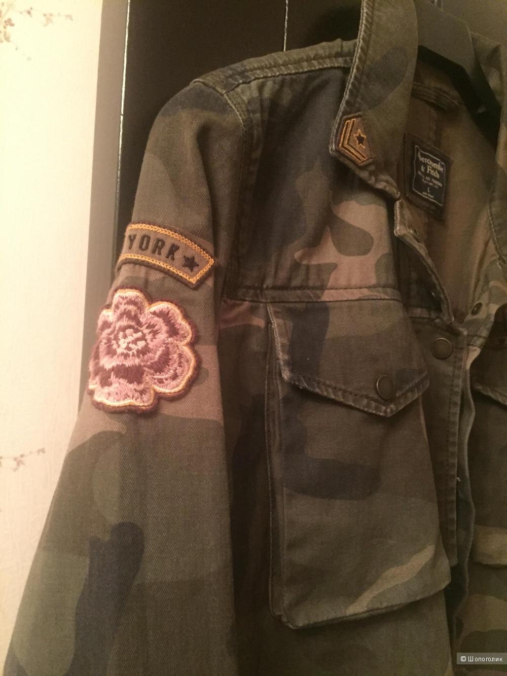 Куртка Abercrombie & fitch размер L