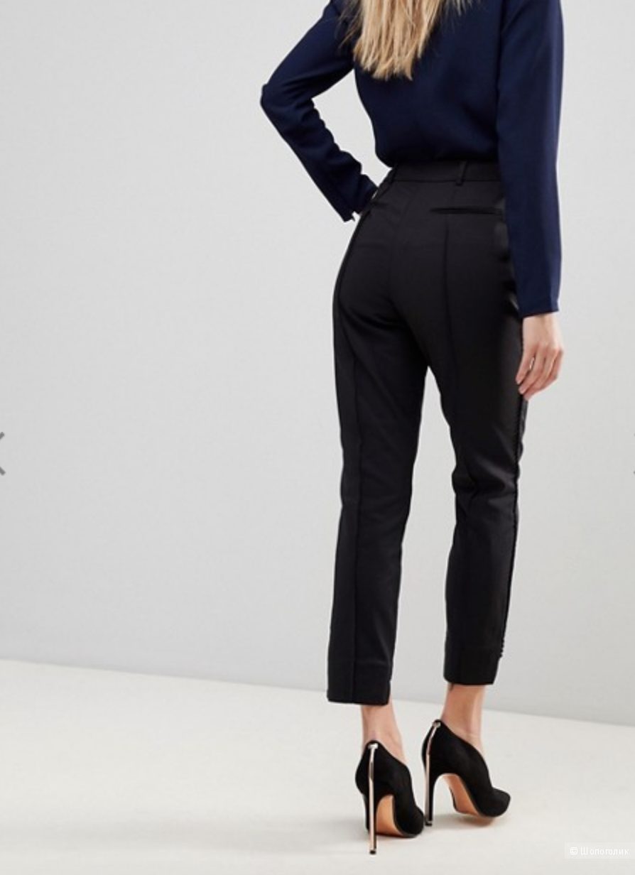Укороченные брюки Ted Baker Anett, размер диз. 4, на рос. 50