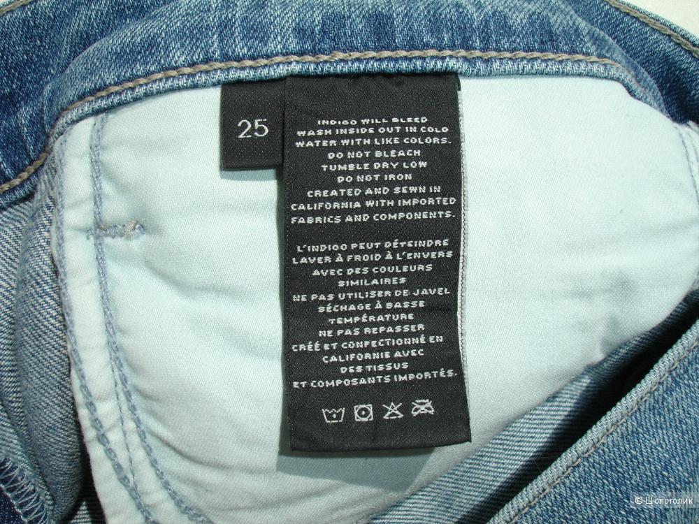 Джинсы J Brand, размер 25