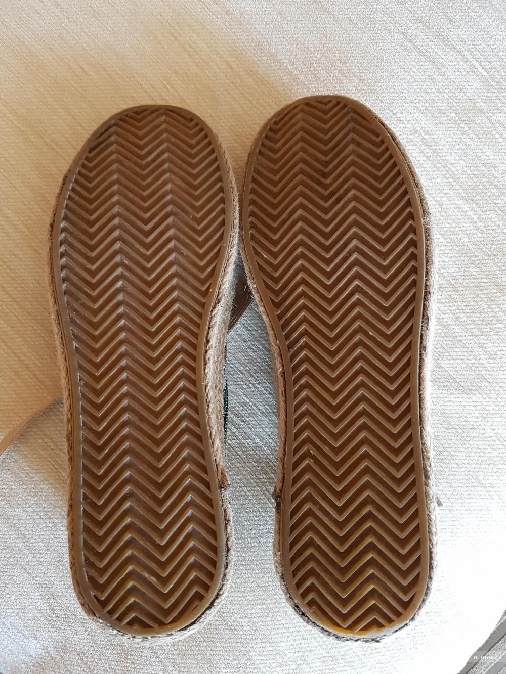 Кеды Maskotte, 39 размер