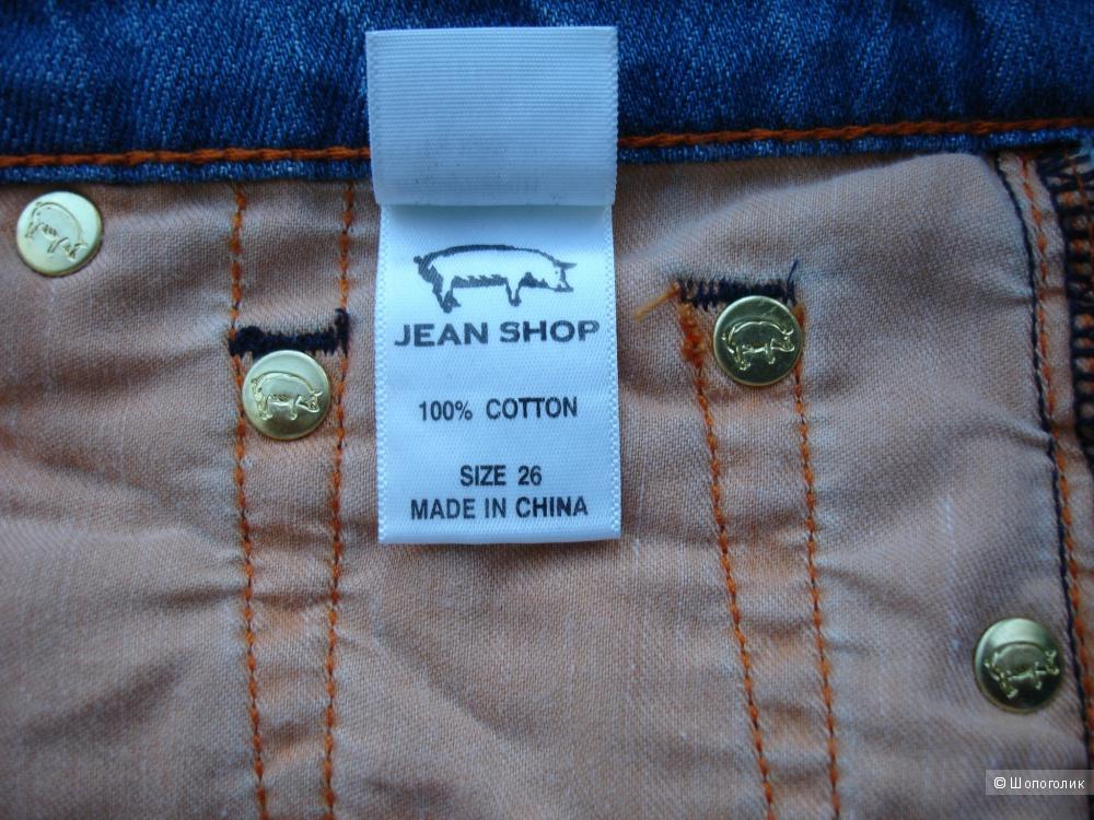 Шорты Jean Shop NYC, размер 26