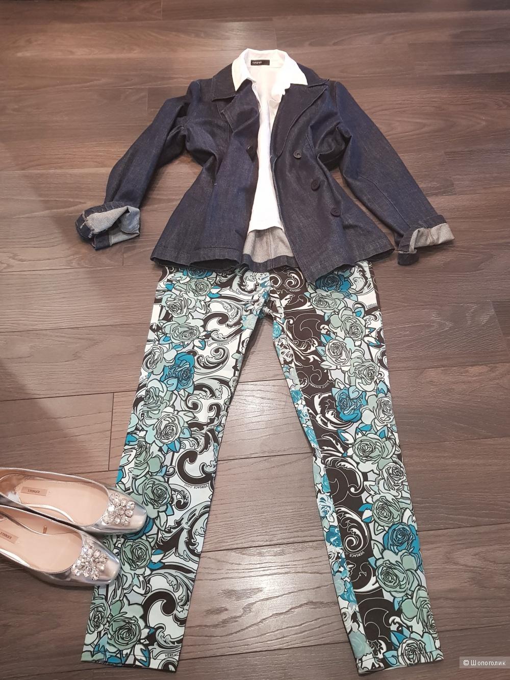 Versace jeans брюки 30р.(46-48)