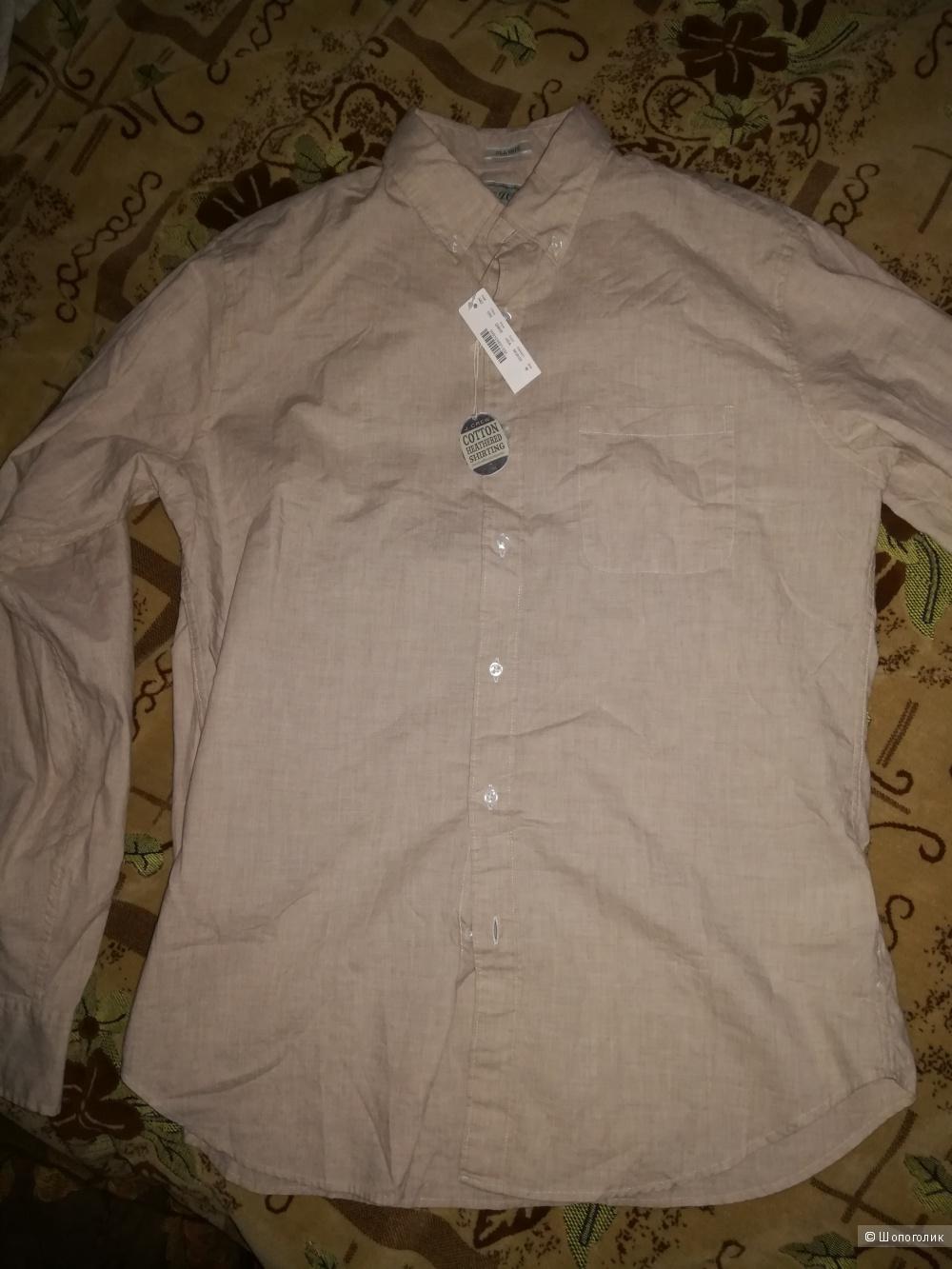 Рубашка мужская  J Crew размер М