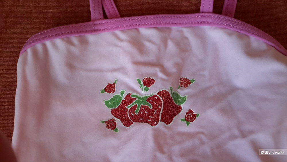 Купальник для девочки 36 мес фирмы Bout'chou